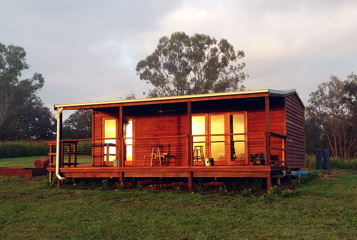 Miranda Downs Couples Cottage